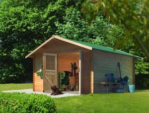 Karibu -  - Hütte