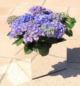 TENDANCE MIROIR - cube miroir- - Blumenkübel