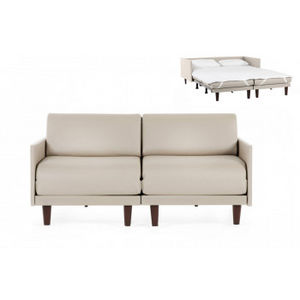 Likoolis - pacduo80m-grcrema - Schlafcouch