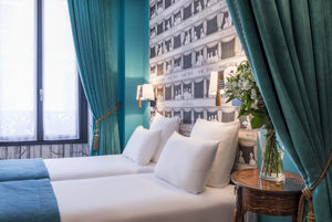 exquise / esquisse - hôtel sacha paris ix - Ideen: Hotelzimmer