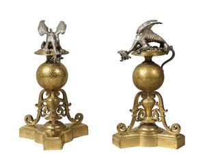 GALERIE PATRICK POTTIER - aux dragons - Feuerbock