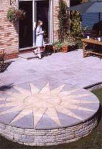 Westcrete Mini Mix -  - Bodenplatten Außenbereich