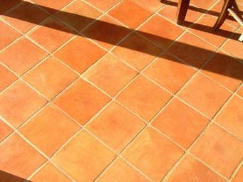 Ceramiques du Beaujolais - carreaux terre cuite - Bodenfliese, Terrakotta