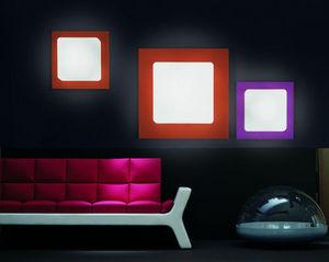 Murano Due - quadra - Schlafzimmer Wandleuchte