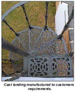 Monarch Stairway -  - Wendeltreppe