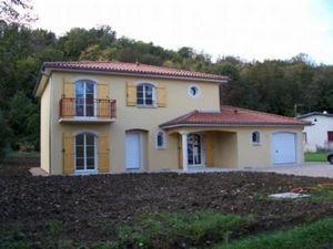 Les Maisons Angélique - bastide - Geschossiges Haus