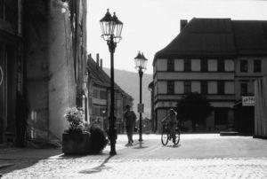 HEss - alt brandebourg - Stra�enlaterne