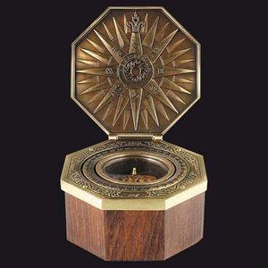 HEMISFERIUM - boussole cardan ou marine - Kompass