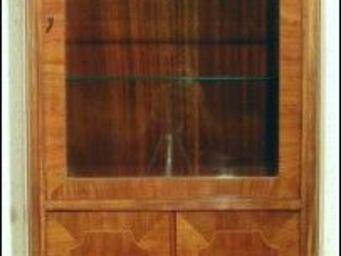 ANTIQUE GERMAIN -  - Glasschrank