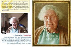 ALTER IMAGO -  - Porträt Nach Foto