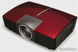 ERE NUMERIQUE - viewsonic pro 8100  - Video Light Projector