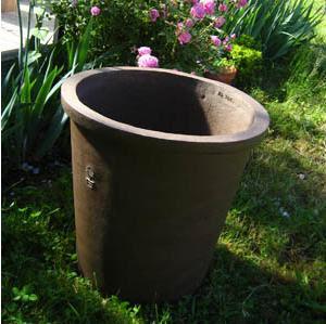 L'orangerie - pot rond - Garten Blumentopf