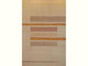 CNA Tapis - nepal 80 laine et soie moderne - Moderner Teppich