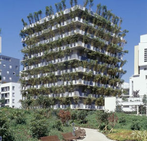 EDOUARD FRANÇOIS -  - Architektenprojekt