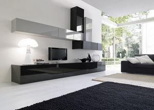 md house - all - Wohnzimmerschrank