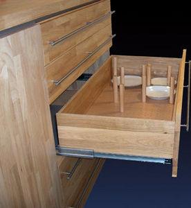 SCHOCK METALLWERK -  - Rollschiene Für Möbel