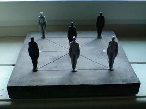 FRANCOIS BONNOT -  - Himmel Und Hölle Spiel