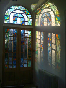 The London Stained Glass Company -  - Buntglasfenster