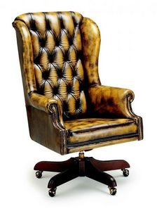Distinctive Chesterfield Sofas - baldwin office chair - Bürosessel