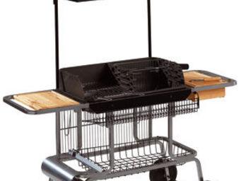 INVICTA - barbecue grilladin de luxe - Holzkohlegrill
