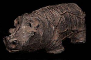 Galerie Afrique -  - Tierskulptur