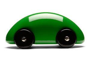 Playsam - streamliner classic green - Holzspiel