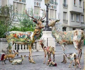 Frederique Morrel -  - Tierskulptur