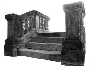 Materiaux Anciens Labrouche Fils -  - Treppenvorbau