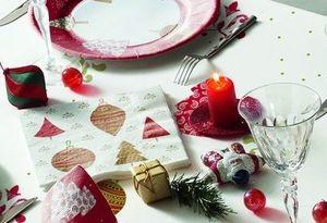 Tifany -  - Weihnachts Papierserviette