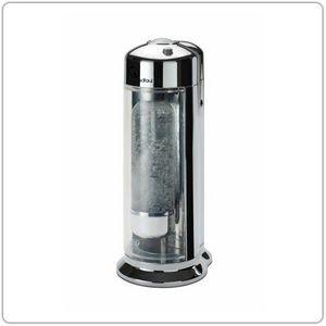 TOOSHOPPING - soda drink chromé brillant - Trinkwassersprudler