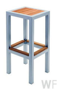 Warings Furniture - esplanade high stool - Garten Barhocker