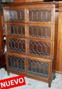 ANTICUARIUM - oak bookase - Bibliothek