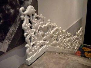 Lisa Vanho -  - Treppengeländer