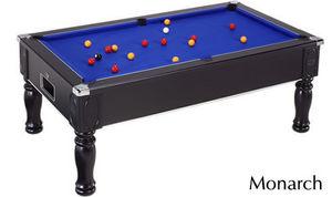 Academy Billiard - monarch pool table - Amerikanischer Billardtisch