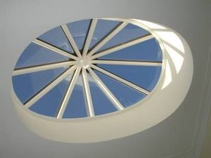 Traditional Roof Lanterns -  - Dachfenster
