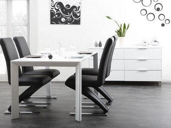 Miliboo - new angie chaise - Rechteckiger Esstisch
