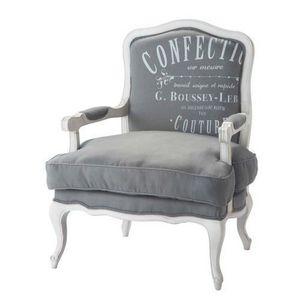 MAISONS DU MONDE - fauteuil confection - Sessel
