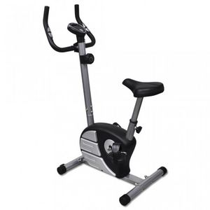 WHITE LABEL - vélo d'appartement fitness magnétique - Heimtrainer Fahrrad