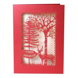 Michel Hasson Editions -  - Geburtstagskarte