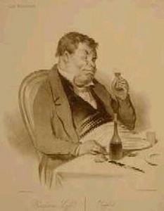 Galerie Laurencin - bordeaux-lafitte 1836 - Lithographie