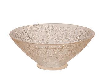 Lalique - ombelles - Deko Schale