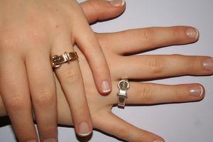 SZENDY GRINHILDA - boucle ceinture - Ring