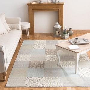 Maisons du monde - provence - Moderner Teppich