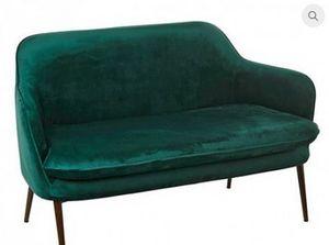 LA VILLA HORTUS - green vintage - Sofa 2 Sitzer