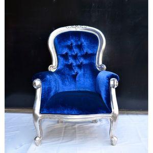 DECO PRIVE - fauteuil baroque grandfather - Sessel