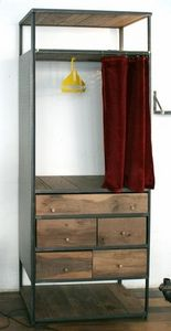GALERIE ARTKRAFT -  - Garderobenschrank