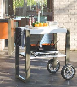Outcook - module nomade - Sommerküche