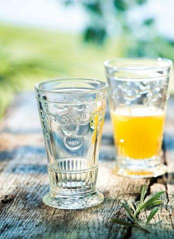 La Rochere - Glas in Orangeade-La Rochere-Long drink Versailles