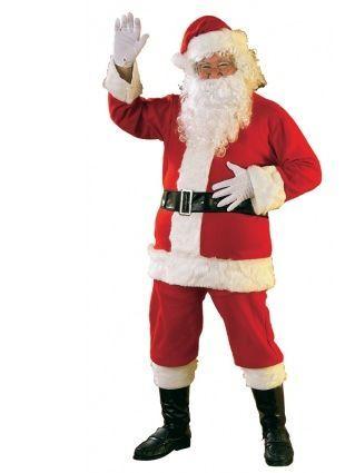 RuedelaFete.com - Weihnachtsmann Kleidung-RuedelaFete.com