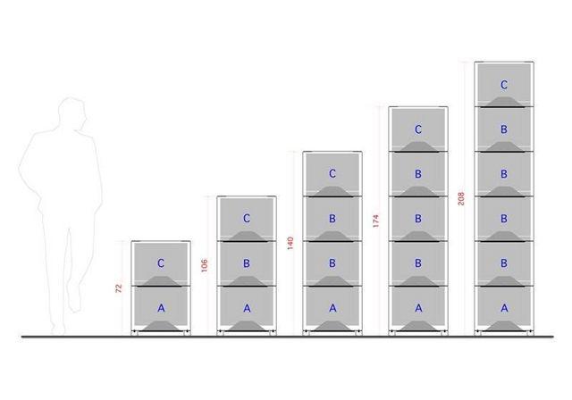 TEEBOOKS - Regal-TEEBOOKS-Cube A